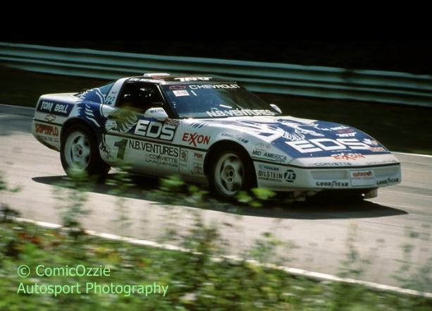 # 1 - 1989 Corv Chall -  Stu Hayner at Road America - 05
