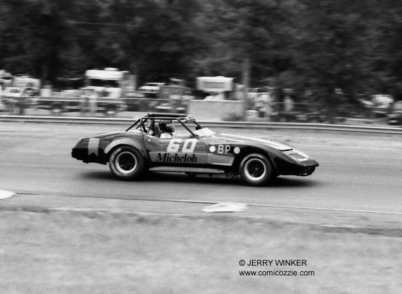 # 60 - 1980 SCCA GT1 - Roger Blink Uncola Nats at Brainerd