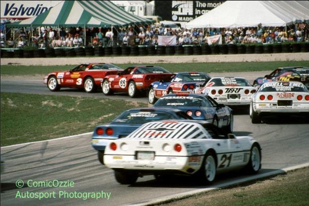 # 3 - 1989 Corv Chall - Bill Cooper at Road America - 05