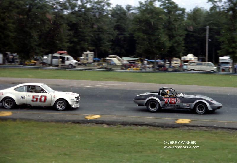 # 76 - 1979 SCCA BP Jack Pine Regional - Steve Kline at Brainerd