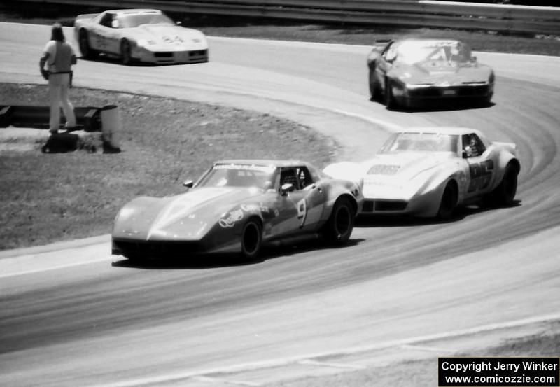 # 9 - 1984 SCCA GT1 - Don Sak and Tuck Thomas - JW_JS84-036