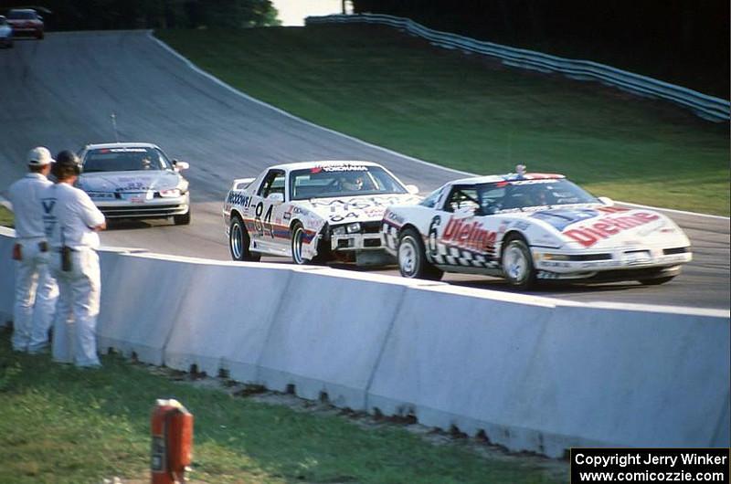 # 6 - 1992 SCCA WC - Bill Cooper, Rd America - 06