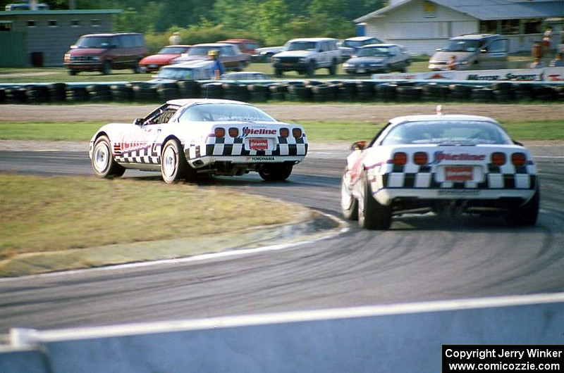 # 6 - 1992 SCCA WC - Bill Cooper lerads  RK Smith -  06