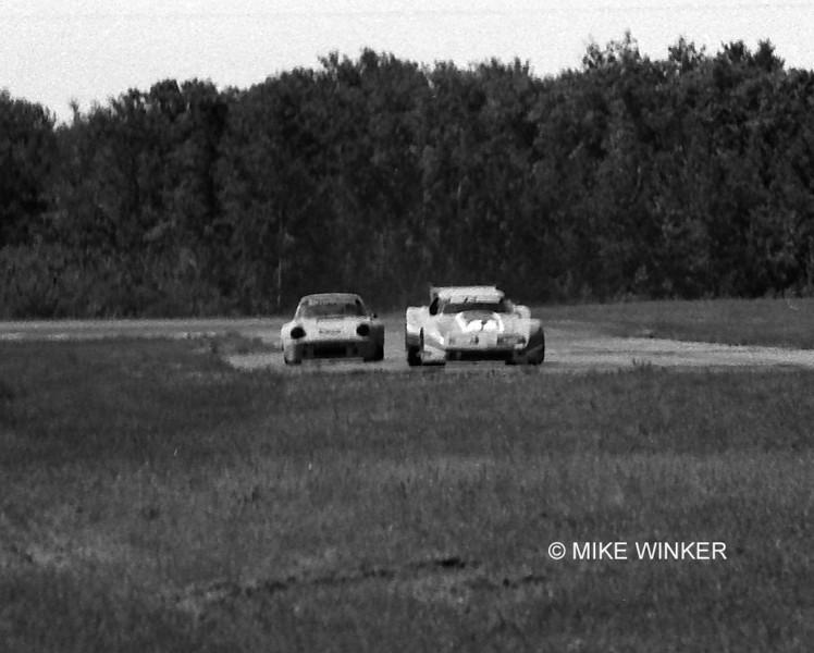 # 68 - 1978 IMSA - Rick hay head-on at Brainerd