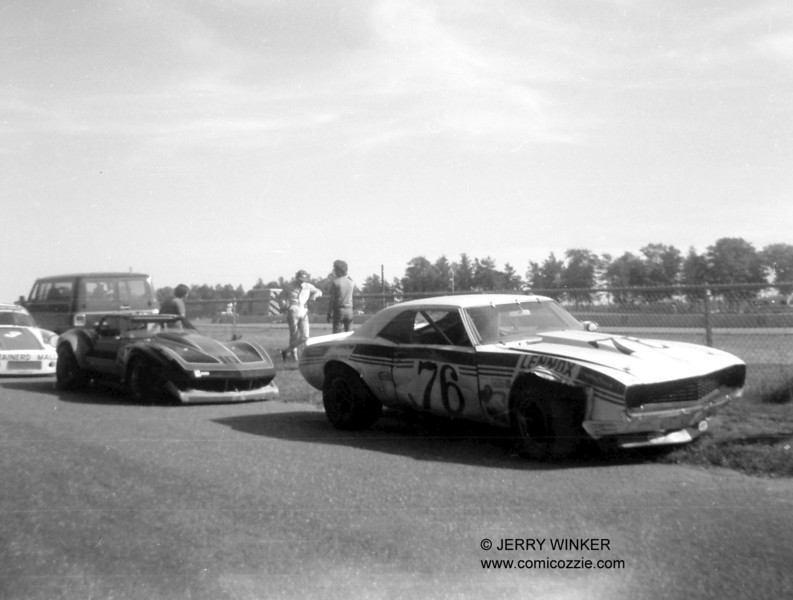 # 10 - 1976 SCCA TA - Ron Weaver at Brainerd