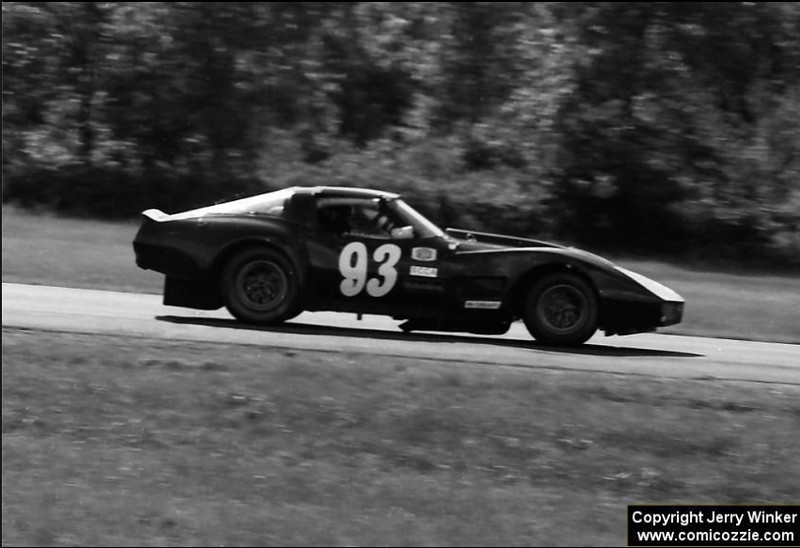# 93 - 1981 SCCA TA - Mike Oleyar at Rd Amer - 01