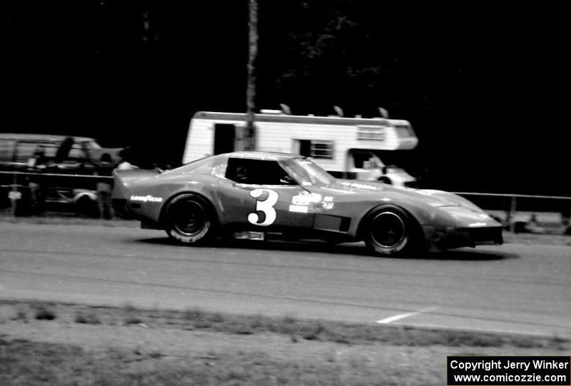 # 3 - 1982 SCCA TA - Tony Brassfield at Brainerd