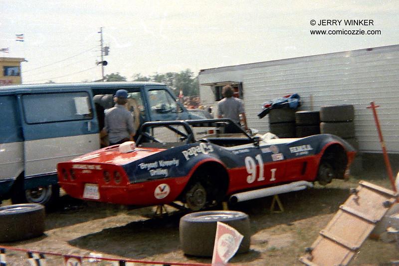 # 91 - 1978 SCCA TA - Gene Bothello at Brainerd