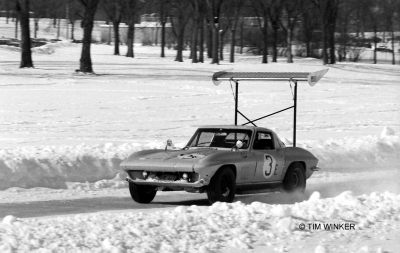 # 3 - 1971 Can-am Ice Race Series - John biza at St Paul - 02