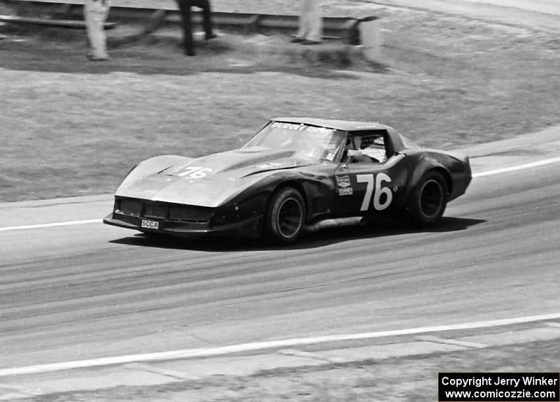 # 76  - 1983 SCCA TA - Dale Durovy