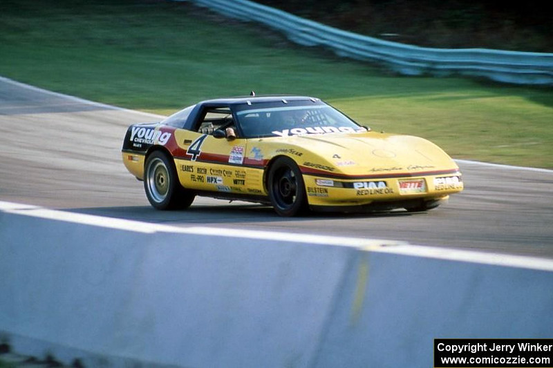 # 4 - 1992 SCCA WC - Mike Malowney, Rd America - 01