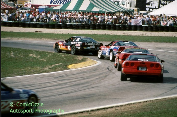 # 10 - 1989 Corv Chall - Boris Said III at Road America - 05