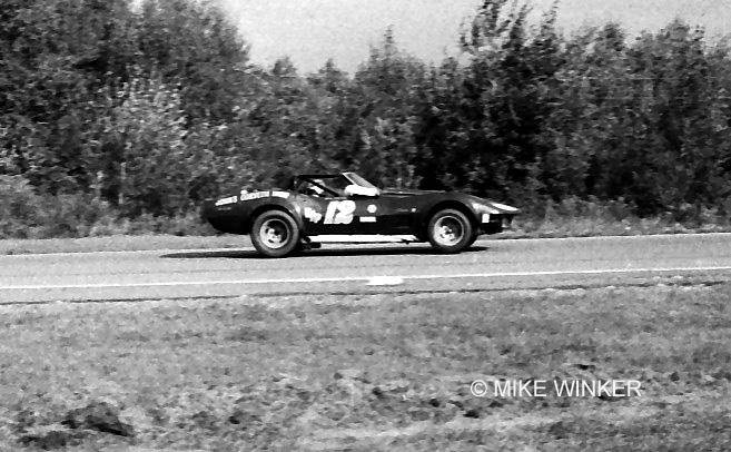 # 12 - 1975 SCCA TA - John Biza at Brianerd