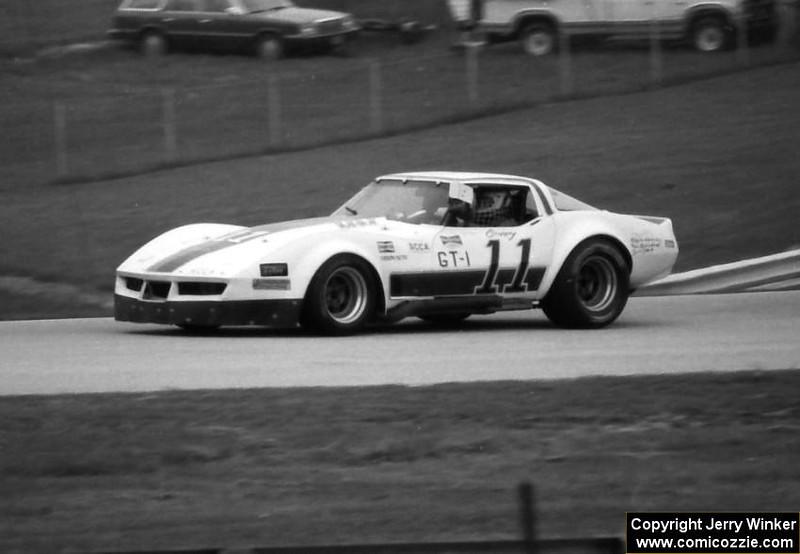 # 11 - 1984 SCCA GT1 - Dennis Cuppy