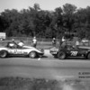 # 17 - 1976 SCCA TA - Rick Stark and # 78 Babe Headley at Brainerd
