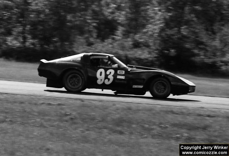 # 93 - 1981 SCCA TA - Michael Oleyar at Brainerd