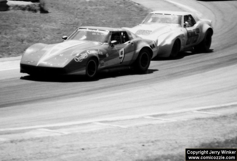 # 9 - 1984 SCCA GT1 - Don Sak and Tuck Thomas - JW_JS84-034