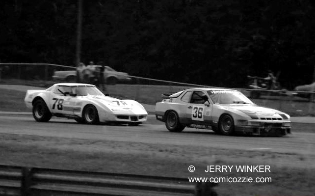 # 78 - 1982 SCCA TA - Paul DePirro at Brainerd