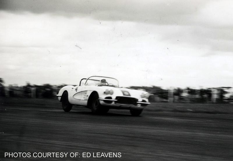 # 4 - 1958 BEMC - Ed Leavens at Harewood - RK-345