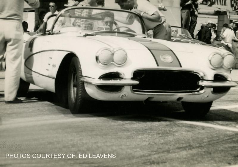 # 4 - 1958 BEMC - Ed Leavens at Harewood - RK-346
