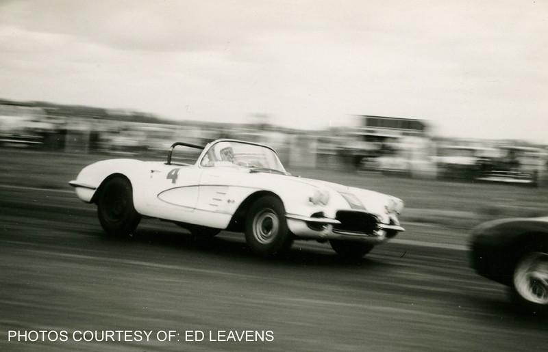 # 4 - 1958 BEMC - Ed Leavens at Harewood - RK-347