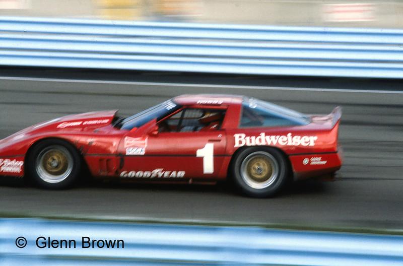 # 1 - 1984 SCCA TA - David Hobbs at WG - 15
