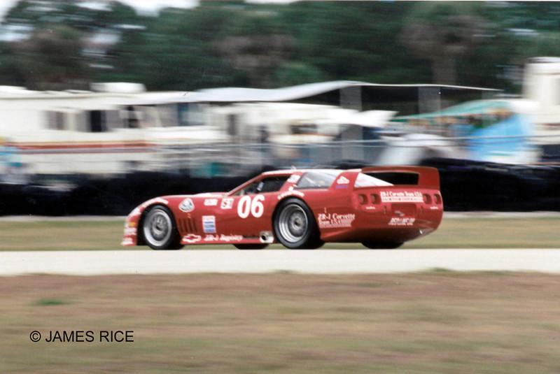 # 06 - 1995 IMSA - Doug Rippie LeMans ZR1 - 02