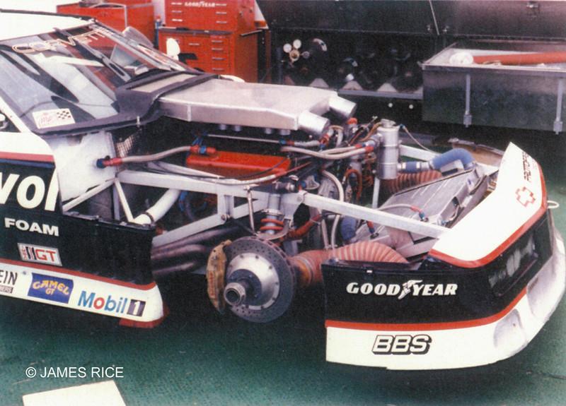 # 2 - 1988 SCCA TA - Pickett V6 at Rd Amer -  17