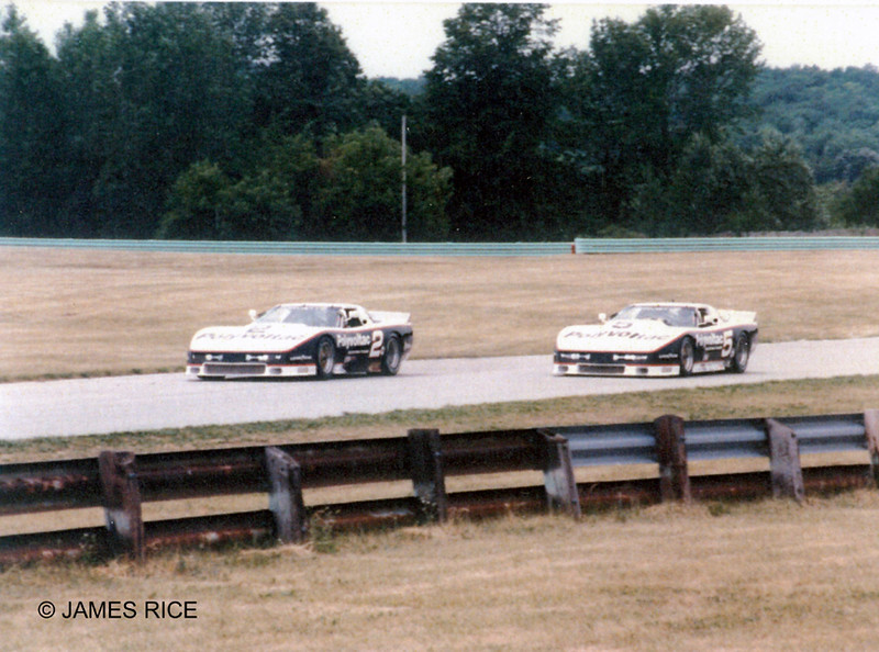 # 2 - 1988 SCCA TA - Pickett V6 at Rd Amer -  12