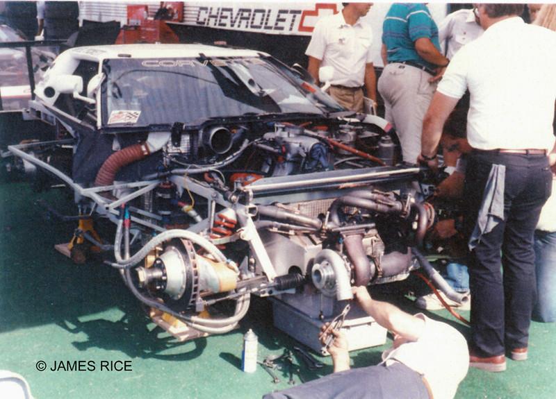 # 2 - 1988 SCCA TA - Pickett V6 at Rd Amer -  19