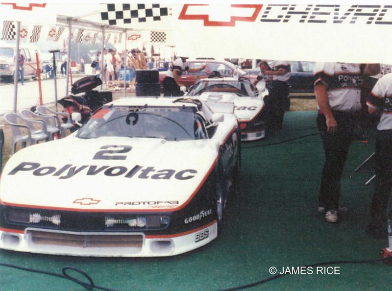 # 2 - 1988 SCCA TA - Pickett V6 at Rd Amer -  13