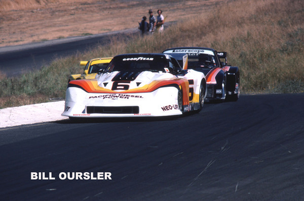 # 6 - SCCA TA, Sears point, 1979 - Greg Pickett in the ex-Greenwood tubeframe car (the first tubeframe introduced as # 77 in 1977)