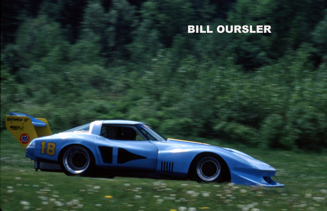 # 18 - IMSA, Lime Rock, 1978 - John Paul (Sr). This car is the second Riley-designed Greenwood tubeframe. Restored by Steve Goldin, the car was featured at Corvettes @ Carlisle in 2004 Greenwood Reunion. Subsequently sold to Bruce Canepa, the car is on display in Canepa's showroom.