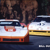 # 12 - IMSA, 1977-78 - Ford Smith at Road Atlanta leads Brad Friselle Monza- 01