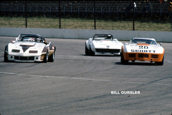 3. Bill Oursler