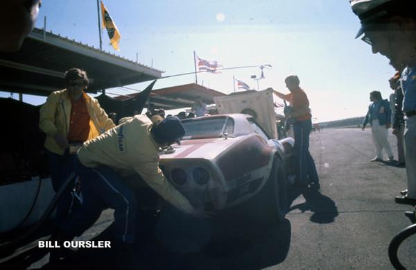 # 5 - IMSA, Daytona, 1972 - Dave Heinz (post rebel)