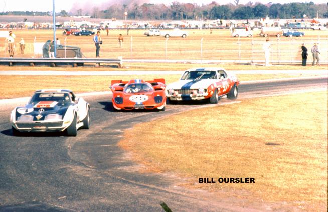 # 7 - FIA-SCCA Endurance Series, Daytona 24 Hours, 1970 - Jerry Thompson and Mahler
