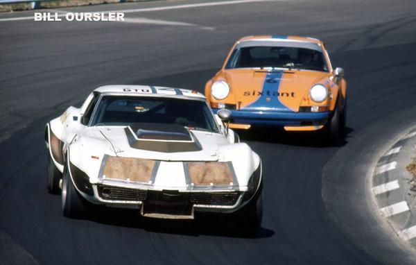 #4, 64 - IMSA, Watkins Glen, year uncertain, possibly 1972 - Bob Baechle - 02