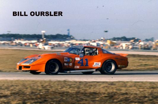 # 41 - IMSA Finale, Daytona, 1981 - Rusty Scott-Schmidt