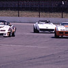 # 20 - FIA-SCCA 6 Hours of Watkins Glen, 1976 - Don Schott leader John Huber (#9) and Alex Davidson (# 30)