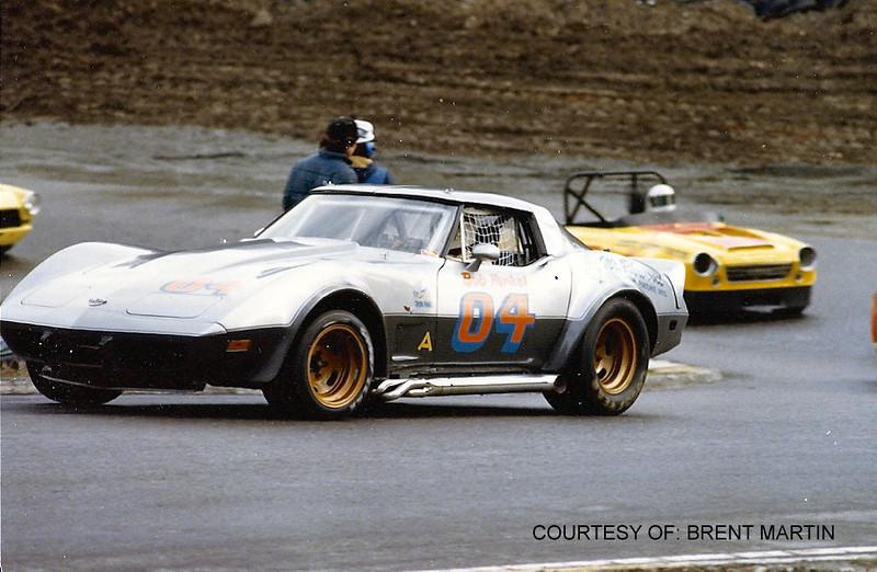 #04 - SCCA TA - 1981 - Westwood - Bob Henkel