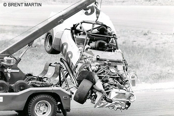 # 06 - 1978 SCCA TA - Gary Pulleyblank wrecked at Westwood