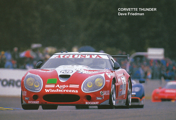 LM 0002-95 - # 76 - 1995 LeMans - Thorkild-Copelli-Bourdais