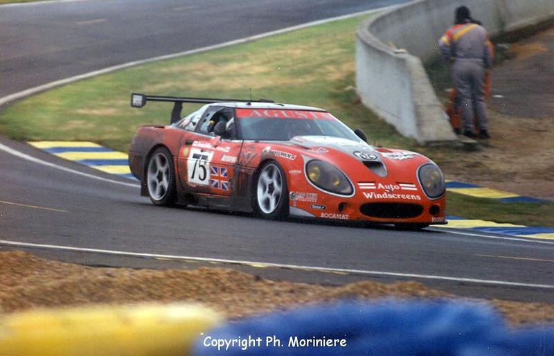 LM 003-95 - # 75 - 1995 FIA LeMans - Agusta Racing - 02