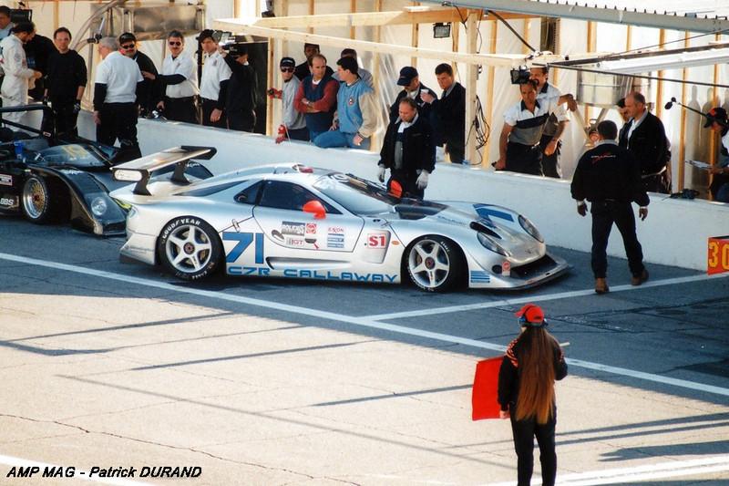 C7R - # 71 - 1997 Daytona - 09