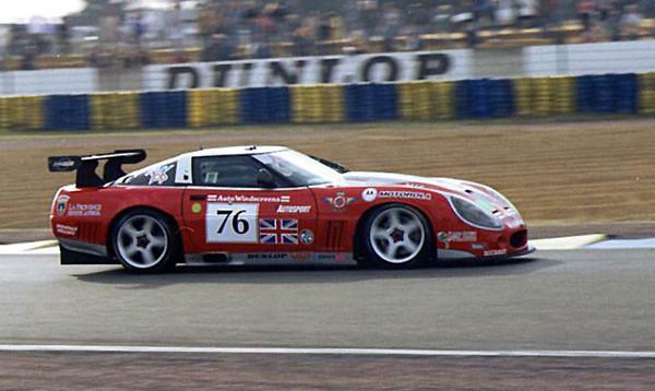 LM 002-95 - # 76 - 1997 FIA GT2 - Agusta - 22