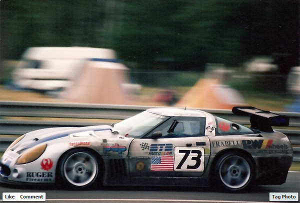 LM 001-94 - # 73 - 1995 FIA - Le Mans - 04