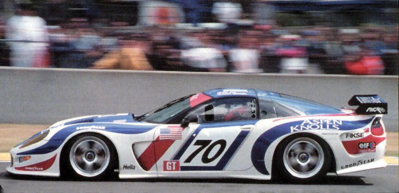 C12R - # 70 - 2011 Le Mans - 04