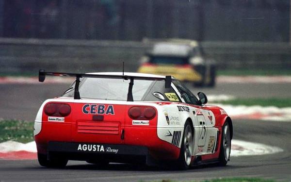 LM 002-95 - # 75 - 1995-96 FIA GT2 - Agusta - 09