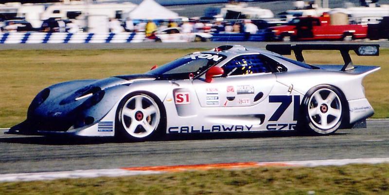 C7R # 71 - 1997 Daytona - 18